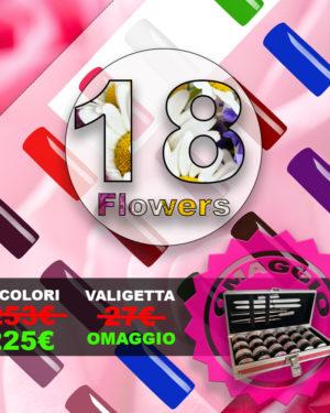 18 Flowers