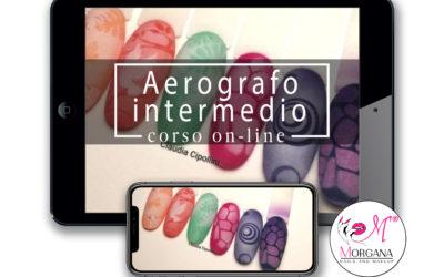 Aerografo – livello intermedio – corso online –